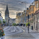 Alexandra place / City Road, St Andrews