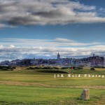 St Andrews from the 17th Tee
